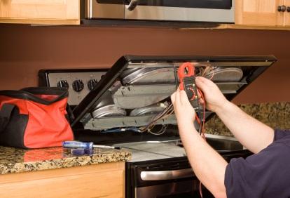 Сервисные центры по ремонту индукционных плит